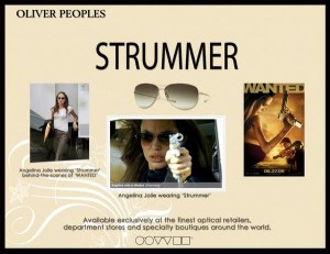 Oliver-Peoples-Strummer from the movie Wanted