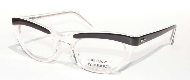 Shuron Nulady CB (Clear Bridge) - Shuron Glasses