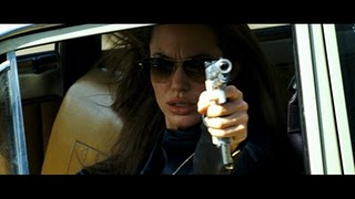 Angelina Jolie Wanted Movie Sunglasses